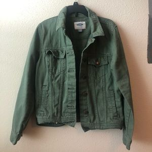 "Old Navy ""Jean"" Jacket"